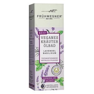 Frühmesner veganes Kräuter Ölbad Lavendel Basilikum
