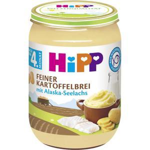 HiPP Menü feiner Kartoffelbrei mit Alaska-Seelachs 0.50 EUR/100 g (6 x 190.00g)