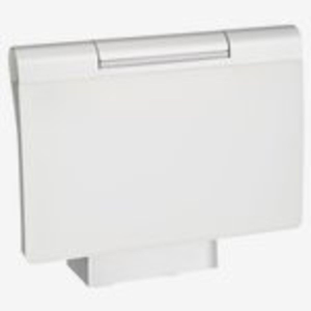 """Bild 1 von Steinel - Sensor-LED-Strahler """"XLED"""" Home 2 14,8 W silbern"""