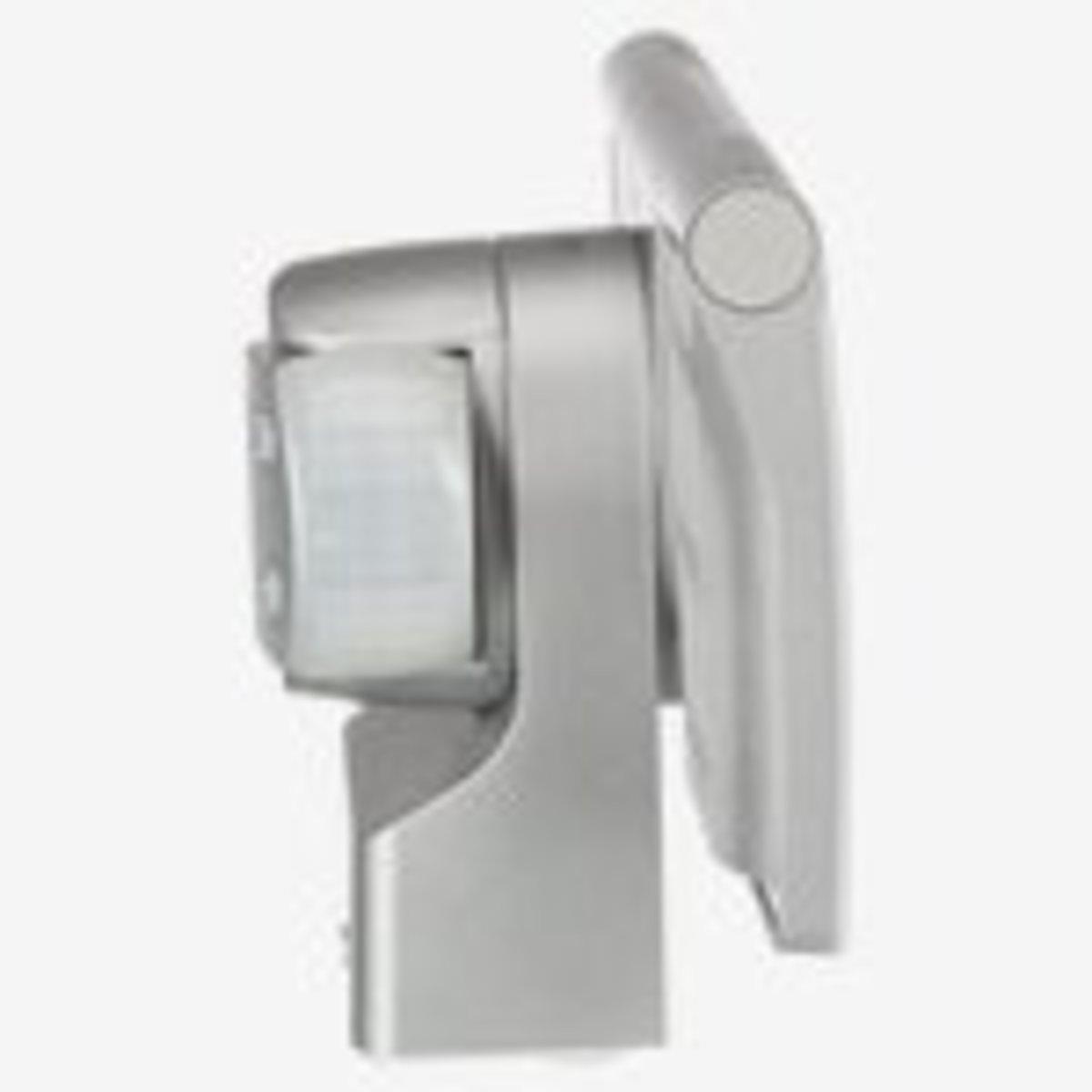 """Bild 2 von Steinel - Sensor-LED-Strahler """"XLED"""" Home 2 14,8 W silbern"""