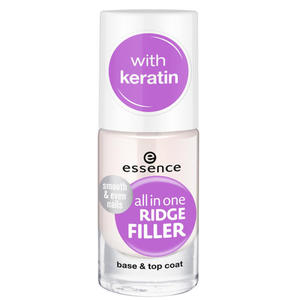 essence All in One Ridge Filler Base & Care Coat