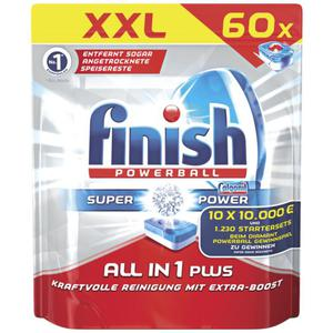 Finish Powerball Super Power all in 1 Plus Geschirrspül 10.01 EUR/1 kg