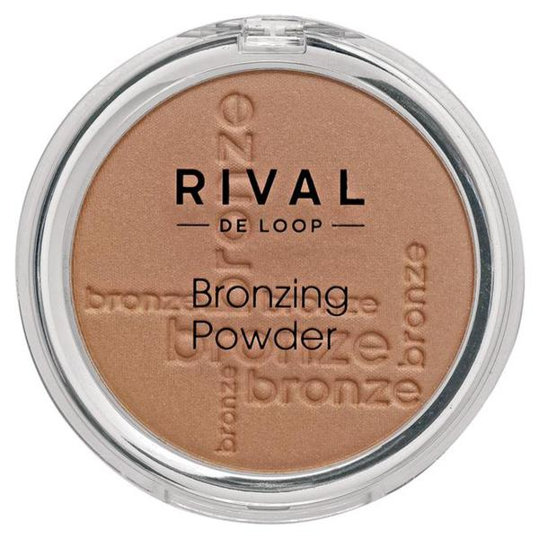 Rival de Loop Bronzing Powder 02 golden sunset