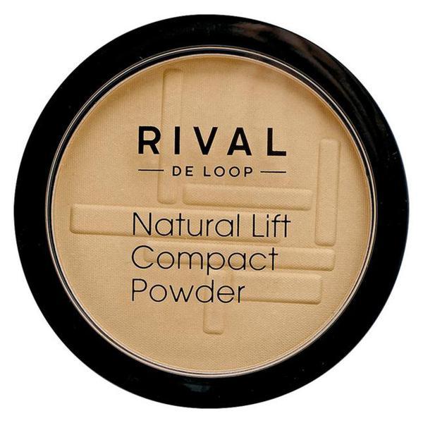 Rival de Loop Natural Lift Compact Powder 04 honey