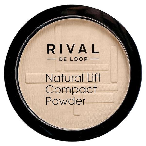Rival de Loop Natural Lift Compact Powder 02 ivory