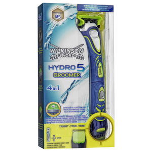 Wilkinson Sword Hydro 5 Rasierer Groomer 4in1