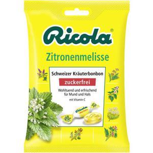 Ricola Zitronenmelisse Schweizer Kräuterbonbon zuckerfr 2.52 EUR/100 g