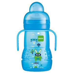 MAM Trainer+ Babyflasche Jungen