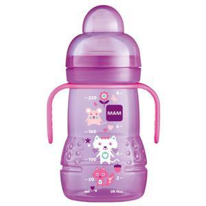 MAM Trainer+ Babyflasche Mädchen