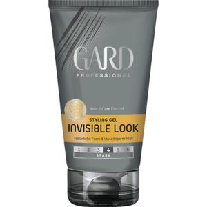 GARD Professional Invisible Look Styling Gel 1.33 EUR/100 ml