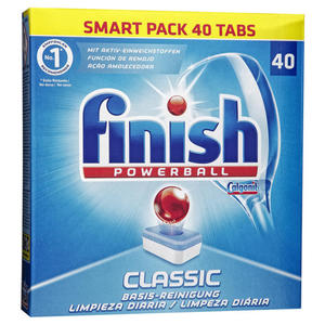 Finish Powerball Classic Geschirrspültabs Smart Pack 6.62 EUR/1 kg