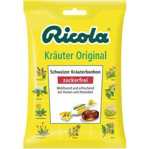 Ricola Kräuter Original Schweizer Kräuterbonbon zuckerf 2.52 EUR/100 g