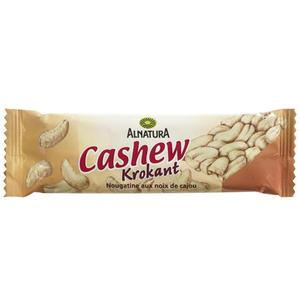 Alnatura Bio Cashew Krokant Riegel 2.30 EUR/100 g