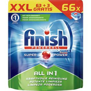Finish Powerball Super Power All in 1 Geschirrspültabs X 7.93 EUR/1 kg