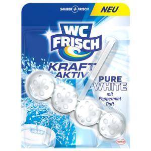 WC FRISCH Kraft-Aktiv WC-Duftspüler Pure White 2.78 EUR/100 g