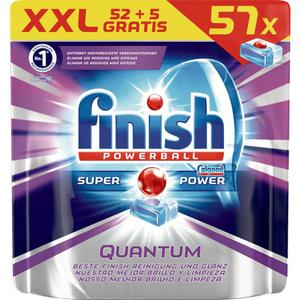 Finish Powerball Quantum Geschirrspültabs XXL Pack 11.09 EUR/1 kg