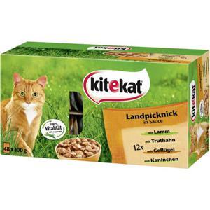 Kitekat Landpicknick in Sauce mit Geflügel, Truthahn, La 2.04 EUR/1 kg