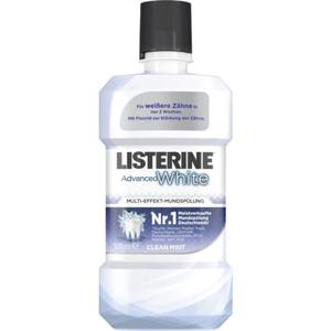 Listerine Multi-Effekt-Mundspülung Advanced White Clean M 8.98 EUR/1 l