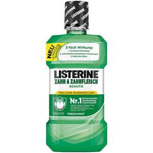 Listerine tägliche Mundspülung Zahn- & Zahnfleisch Schutz 5.98 EUR/1 l