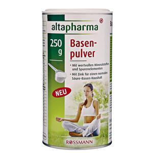 altapharma Basenpulver 1.40 EUR/100 g