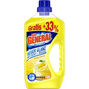 Der General Universal frische Zitrone Allzweckreiniger