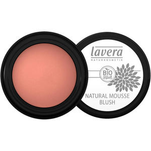 lavera NATURAL MOUSSE BLUSH -Classic Nude 01-