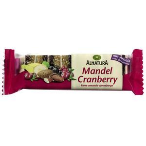 Alnatura Bio Mandel Cranberry Fruchtschnitte 2.25 EUR/100 g