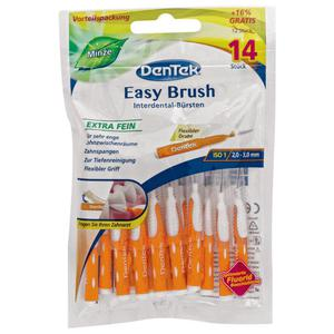 DenTek Easy Brush Interdental-Bürsten ISO 1 extra fein