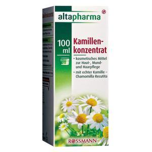 altapharma Kamillenkonzentrat