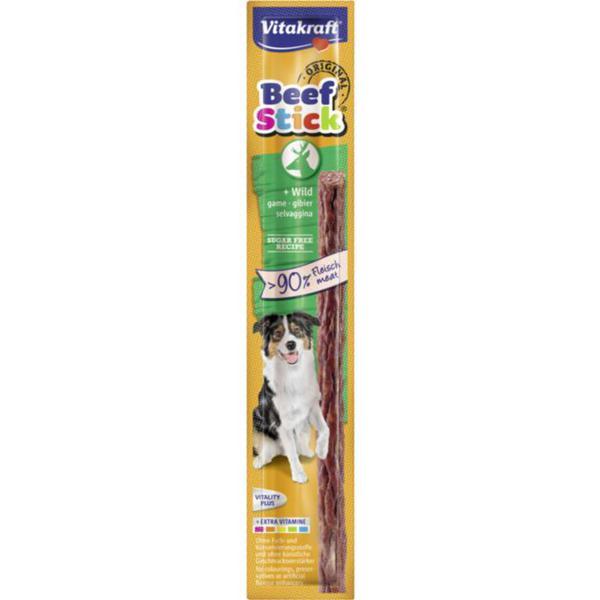 Vitakraft Beef Stick® + Wild 2.92 EUR/100 g (25 x 12.00g)