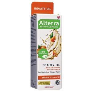 Alterra Beauty-Oil Bio-Sanddorn & Bio-Amaranth
