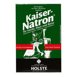 Holste Kaiser Natron Pulver 0.64 EUR/100 g