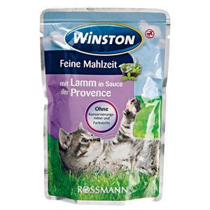 Winston Feine Mahlzeit mit Lamm in Sauce der Provence (24 x 100.00g)
