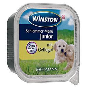 Winston Schlemmer-Menü Junior mit Geflügel 0.19 EUR/100 g (22 x 150.00g)
