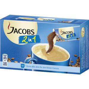 Jacobs 2in1 Sticks 1.42 EUR/100 g
