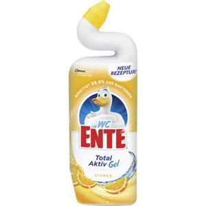 WC-Ente Total Aktiv Gel Citrus 1.99 EUR/1 l