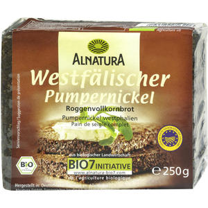 Alnatura Bio Pumpernickel 0.40 EUR/100 g