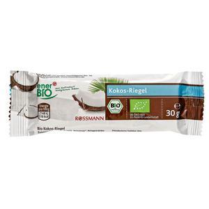 enerBiO Bio Kokos-Riegel 2.37 EUR/100 g (20 x 30.00g)