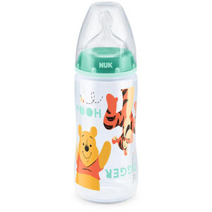 NUK Disney Winnie Puuh First Choice+ Babyflasche