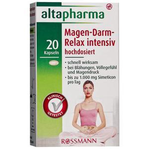 altapharma Magen-Darm-Relax intensiv Kapseln