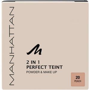 Manhattan Perfect Teint Powder & Make Up 20 Peach