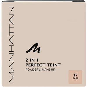 Manhattan Perfect Teint Powder & Make Up 17 Rose