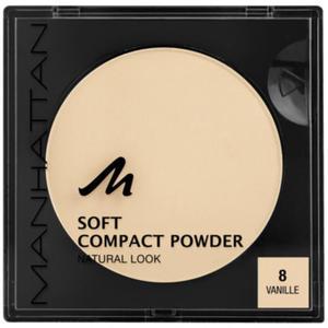 Manhattan Soft Compact Powder Vanille 8