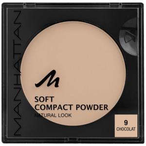 Manhattan Soft Compact Powder Chocolat 9