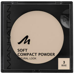 Manhattan Soft Compact Powder Beige 3