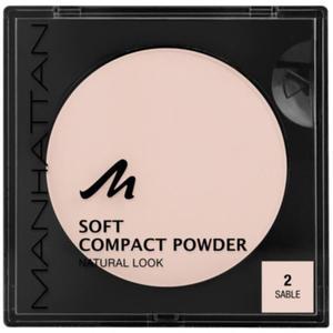 Manhattan Soft Compact Powder Sable 2
