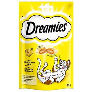 Dreamies mit köstlichem Käse 2.15 EUR/100 g (6 x 60.00g)