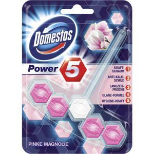 Domestos WC Duftstein Power 5 pinke Magnolie 2.35 EUR/100 g