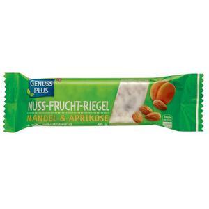 GENUSS PLUS Nuss-Frucht-Riegel Mandel-Aprikose 1.76 EUR/100 g (24 x 45.00g)