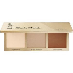 L.O.V THE GLOWRIOUS highlighting & bronzing palette 0 124.58 EUR/100 g
